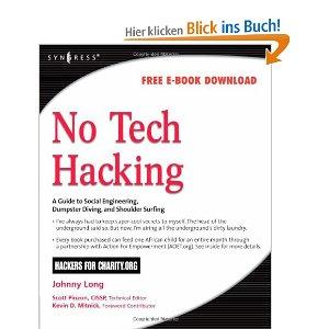 Johnny Long: No Tech Hacking