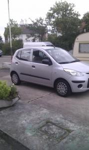 Mein neues Auto