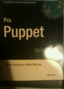 Ein Puppet Buch