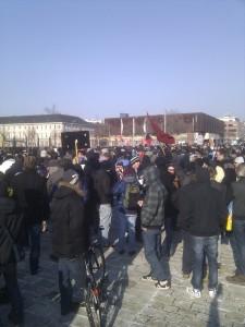 Stopp Acta Schlossplatz Mannheim1