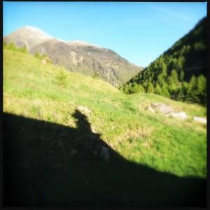 Mein Freund der Berg