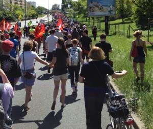Mannheim gegen Rechts 1.mai