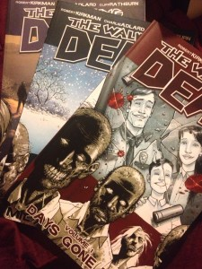 The walking Dead Comic 1-3