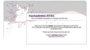 Startseite Hackerdemic.RTB1