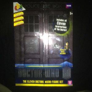 Doctor Who Sammelfiguren
