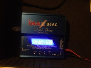 IMAX B6AC in Aktion