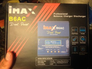 Imax B6AC Ladegeraet