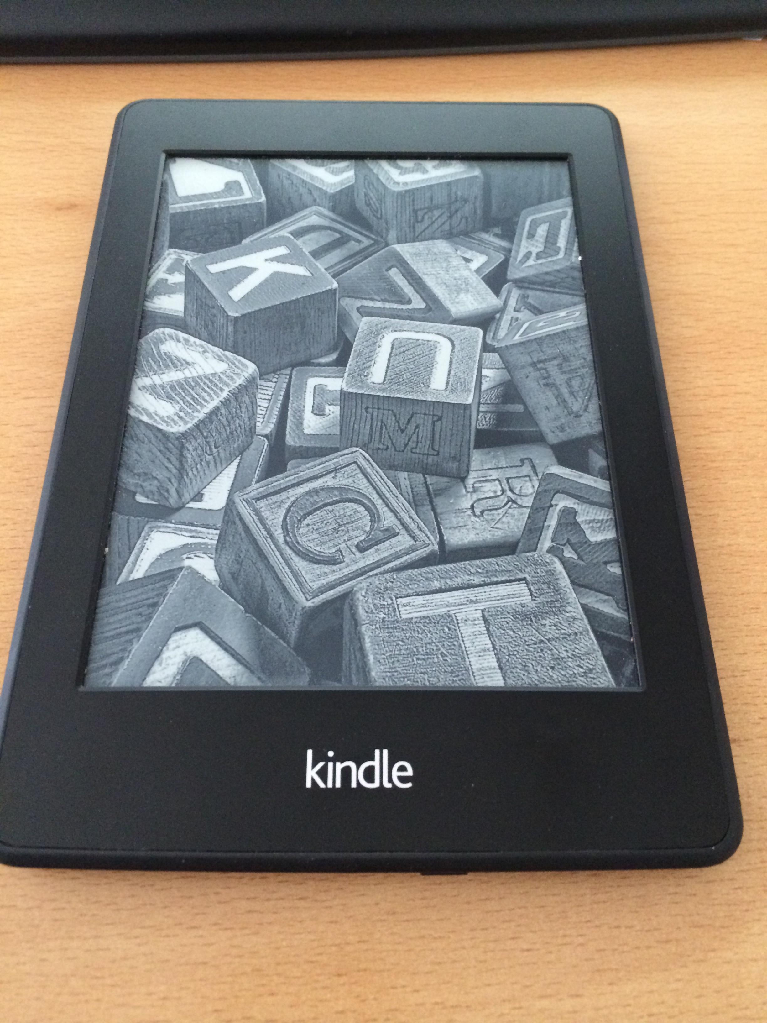 mein neuer Kindle