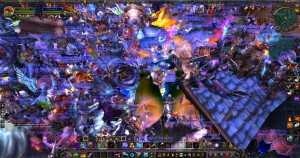 Warlords of Draenor am Releasetag