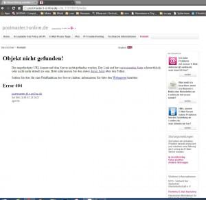 Telekom Kontakt Formular