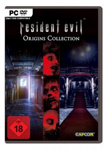 Die Resident Evil Origins Collection DVD-Box